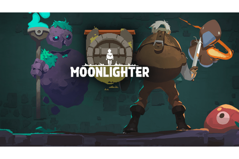 Moonlighter Release Date Announced For PC, PS4, And Xbox ...