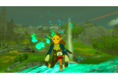 The Legend of Zelda: Breath of the Wild: Test, Tipps ...