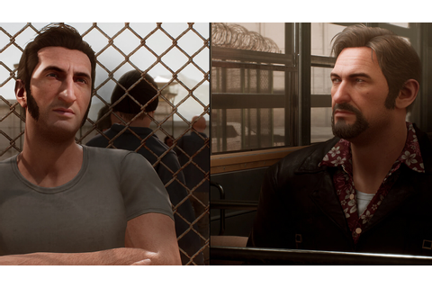 'A Way Out' Hands-On Review | Digital Trends