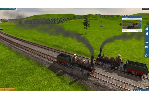Train Fever odc. 2 - semafory - YouTube