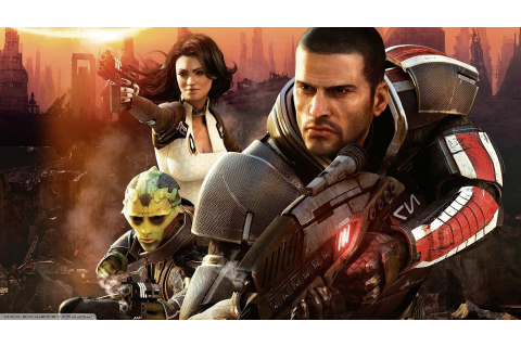Mass Effect, Video Games, Mass Effect 2 Wallpapers HD ...