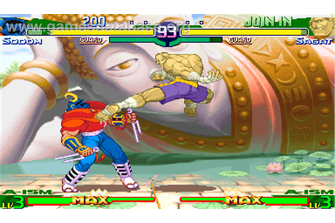Street Fighter Alpha 3 - Arcade - Games Database