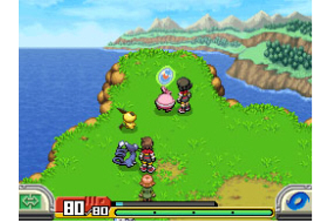 First Pokemon Ranger 2 video confirms it includes a Riolu ...