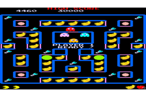 ARCADE HACK SUPER PACMAN PLUS HACK PAC MAN By Blue Justice ...