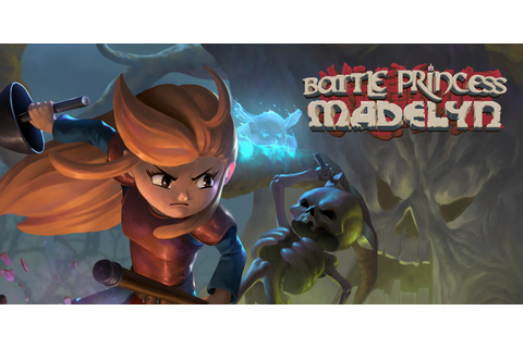 Battle Princess Madelyn Nintendo Switch Review | Invision ...