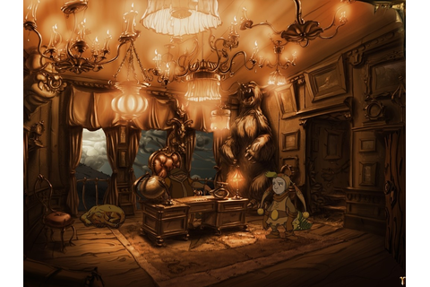 The Whispered World chuchote en images