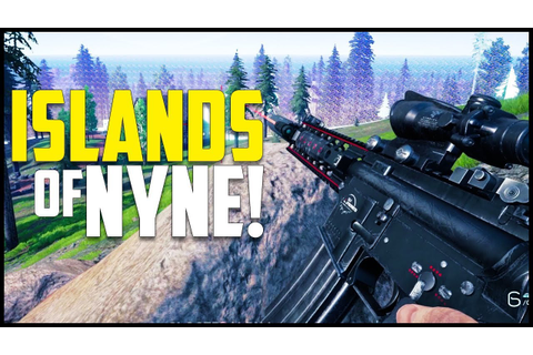*NEW* Flinch-Shooter Battle Royale Game! - Islands of Nyne ...