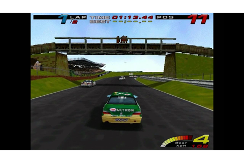 TOCA - Touring Car Championship (1997) - YouTube