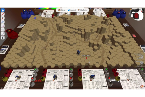 Mechwarrior Tabletop Maps Pictures to Pin on Pinterest ...