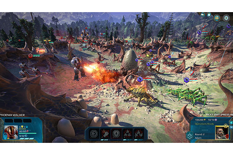 Age of Wonders: Planetfall launches August 6 - Gematsu