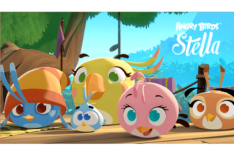 Angry Birds Stella for Windows Phone is out, launches with ...