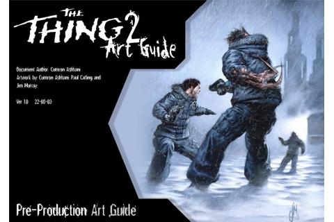 The Thing 2: A Sequel Frozen in the Lost Video Game Wasteland