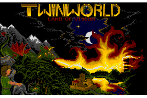 TwinWorld: Land of Vision : The Company - Classic Amiga Games