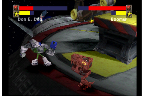 Boombots (PSX) Game - Playstation Boombots (PSX)