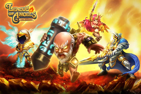League of Angels: Fire Raiders for PC - Free Download