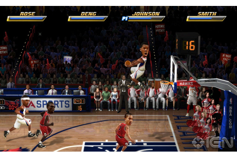 Nail In The Coffin Nba Jam@^*