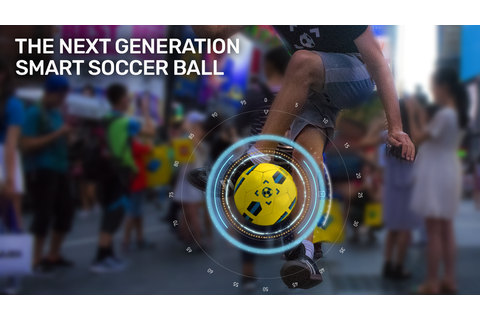 DribbleUp Smart Soccer Ball by DribbleUp — Kickstarter