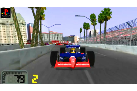 CART World Series - Gameplay PSX / PS1 / PS One / HD 720P ...