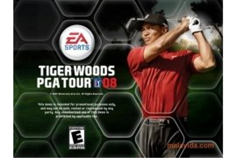 Tiger Woods PGA Tour 08 - Download for PC Free