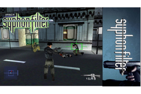 Syphon Filter | PS1 Classic Game | Part 1 - YouTube