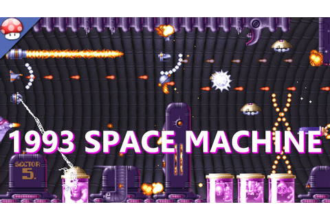 1993 Space Machine: Gameplay (PC HD) - YouTube