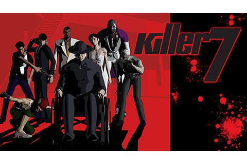 Killer7 for PC now available - Gematsu