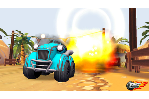 TNT Racers (WiiWare) Game Profile | News, Reviews, Videos ...
