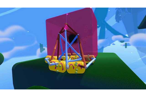 Fantastic Contraption to be Made Available on PS4 and PS ...