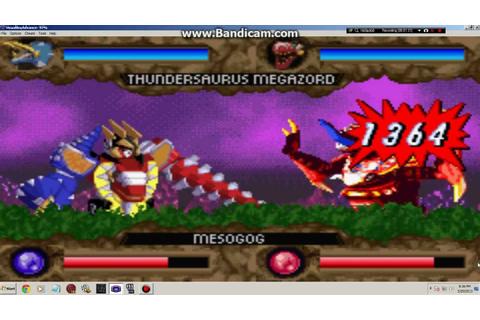Power Rangers Dino Thunder On Qwant Games