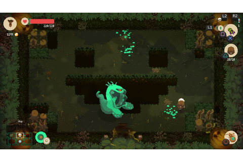Find your adventure-profit balance in Moonlighter, coming ...
