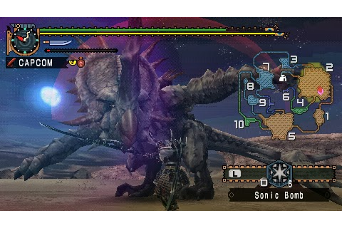 Wolfz Game PSP Download: [PSP] Monster Hunter Freedom 2 [USA]