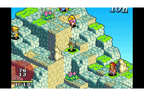 Let's play final fantasy tactics advance ep 6 - YouTube