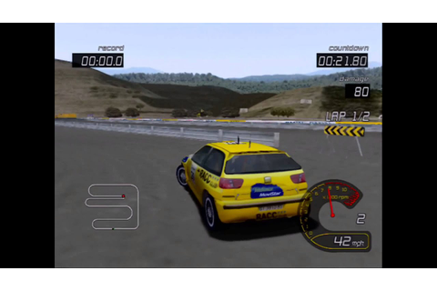 Pro Rally 2002 (PS2) - Part 1 - YouTube