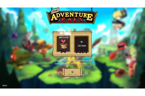 [Xbox Game Review] The Adventure Pals - WindowsUnited