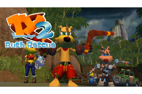 TY the Tasmanian Tiger 2 PC Game Free Download