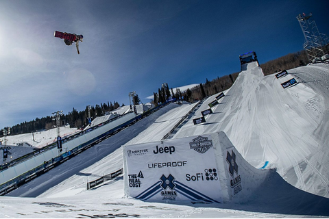 Austria's Gasser holds off Iwabuchi, Anderson for X Games ...