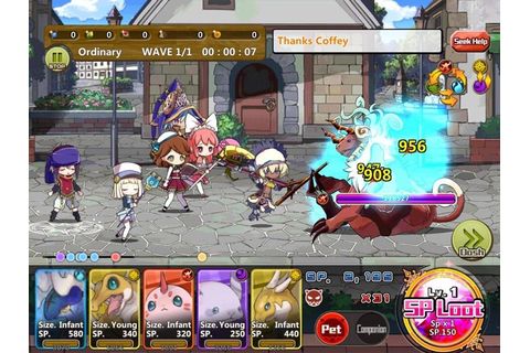 Merc Storia -Pokemon Dream APK Download - Free Role ...