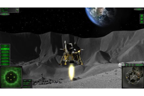 Download Lunar Flight Full PC Game