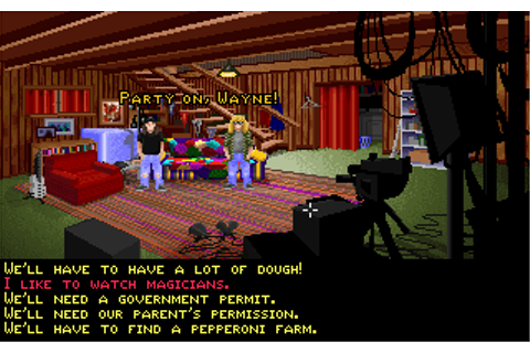 Download Waynes World | Abandonia