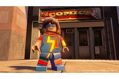 LEGO Marvel's Avengers Gets Awesome NYCC Trailer