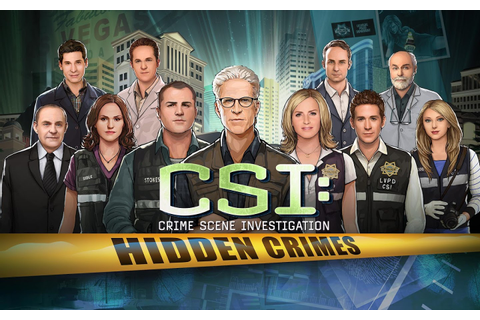 Currently playing: CSI Hidden Crimes | The Rogue Kritic