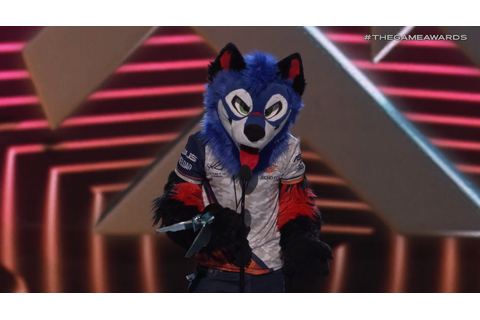 "SonicFox at Game Awards: ""I'm gay, black, a furry...and ..."
