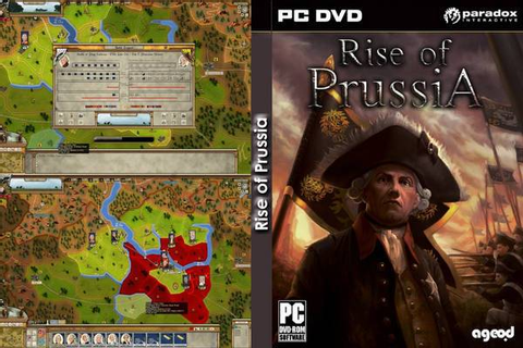 "Softwares + Golden Pearls: Rise of Prussia ""PC DVD Game ..."