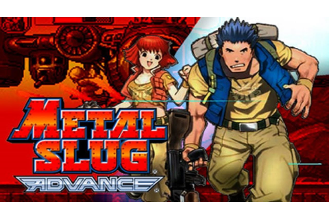 Metal Slug Advance (GBA) - YouTube