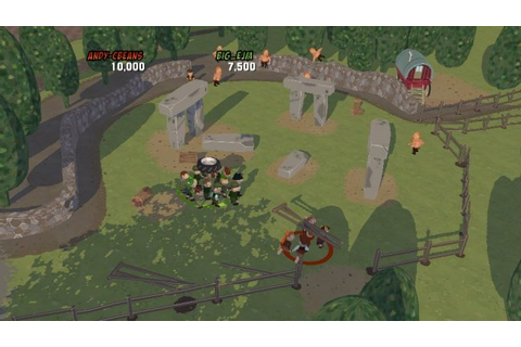 When Vikings Attack Recension - Gamereactor