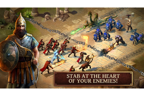 Prepare To Defend Yourself From Persian Armies And In-App ...