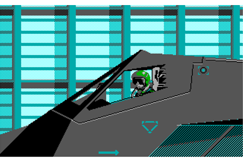F-117A Nighthawk Stealth Fighter 2.0 - My Abandonware