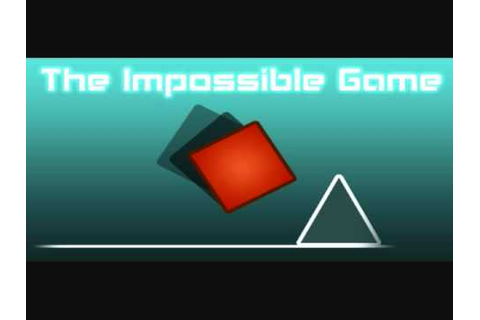 The Impossible Game Theme Song - YouTube