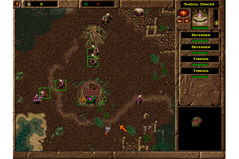 War Wind II: Human Onslaught (1997) by DreamForge ...