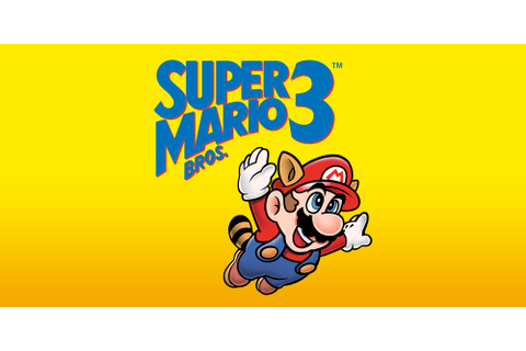 Super Mario Bros. 3 | NES | Games | Nintendo